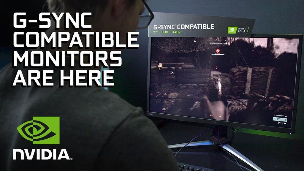 """NVIDIA расширила список """"G-Sync Compatible"""" мониторов. Теперь сертифицировано 17 моделей"""