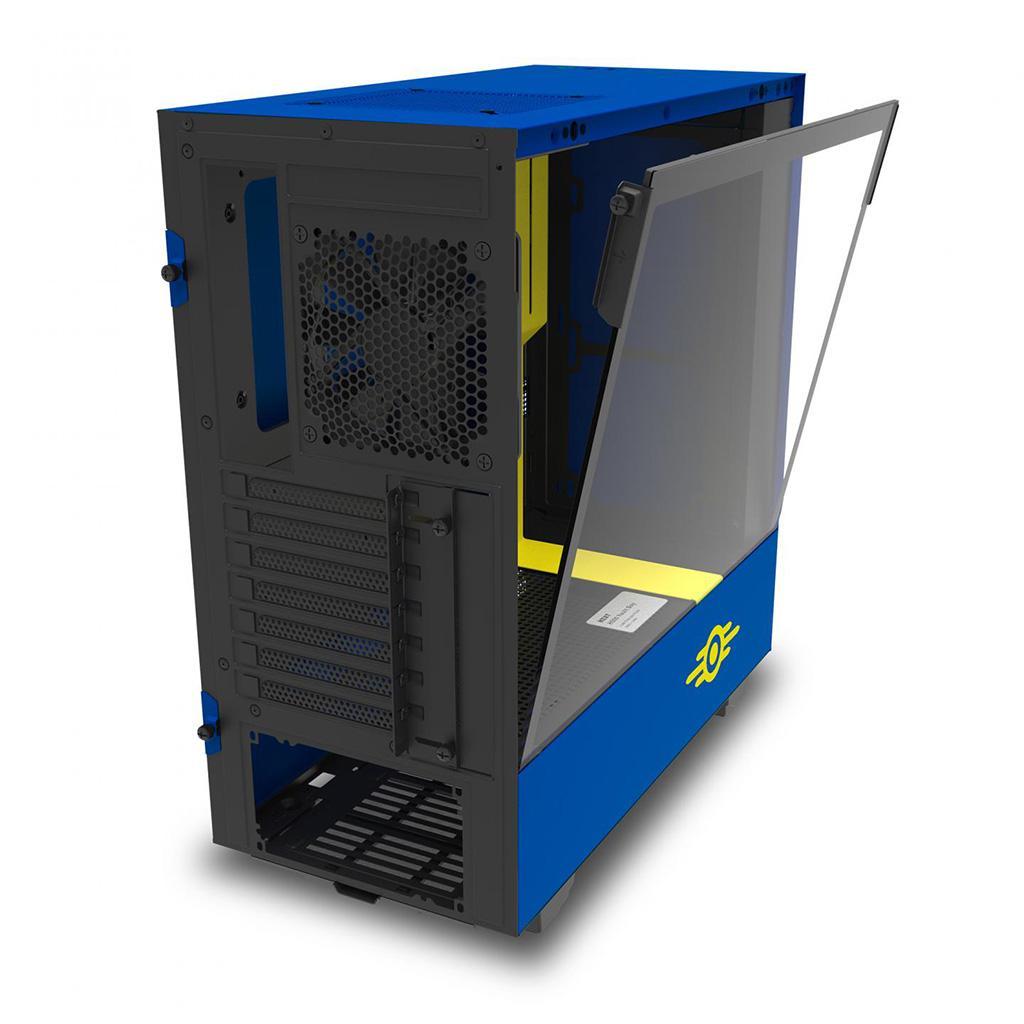 NZXT H500 Vault Boy – ещё одна модификация корпуса H500 в стиле Fallout