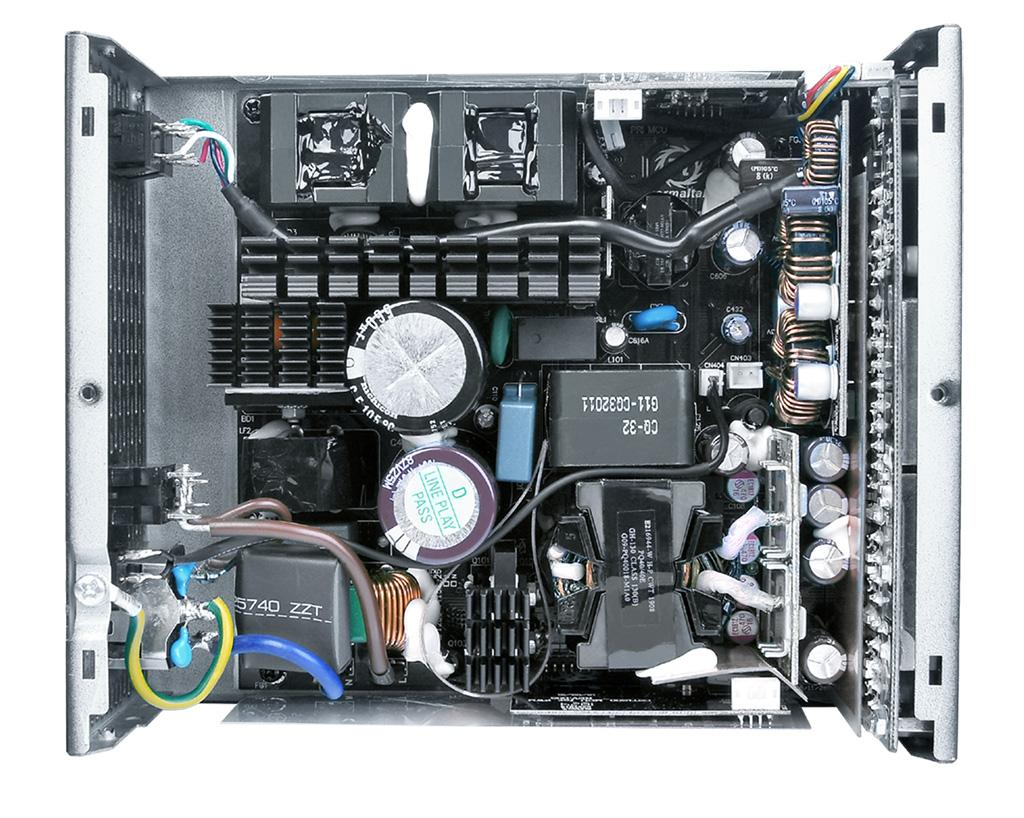 Серия блоков питания Thermaltake Toughpower PF1 получила ARGB-подсветку и сертификат Platinum