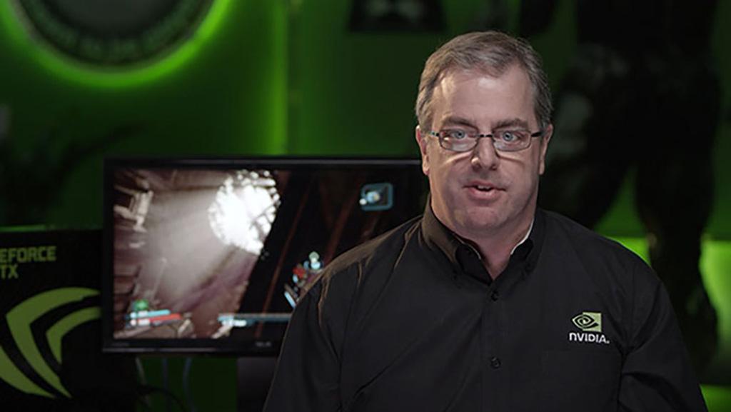 Директор по техническому маркетингу NVIDIA переходит в Intel