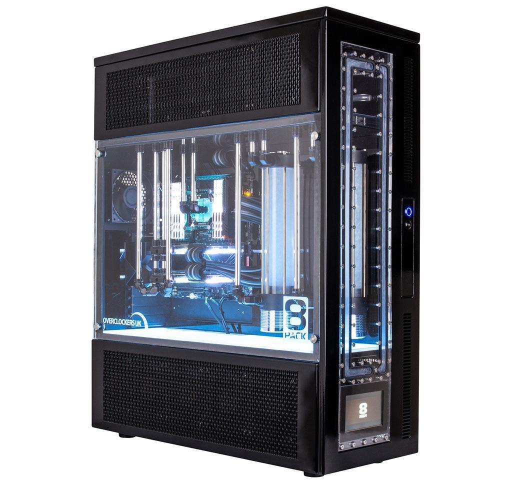 8Pack Supernova XL – компьютер за почти $19000
