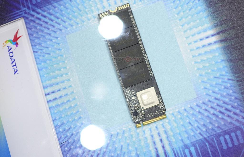 Computex 2019: PCI-Express 4.0 накопители от ADATA c ёмкостью до 8 ТБ