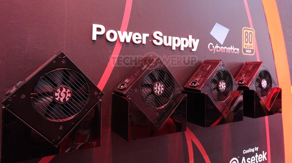 Computex 2019: ADATA дебютирует на рынке блоков питания с серией XPG Core Reactor