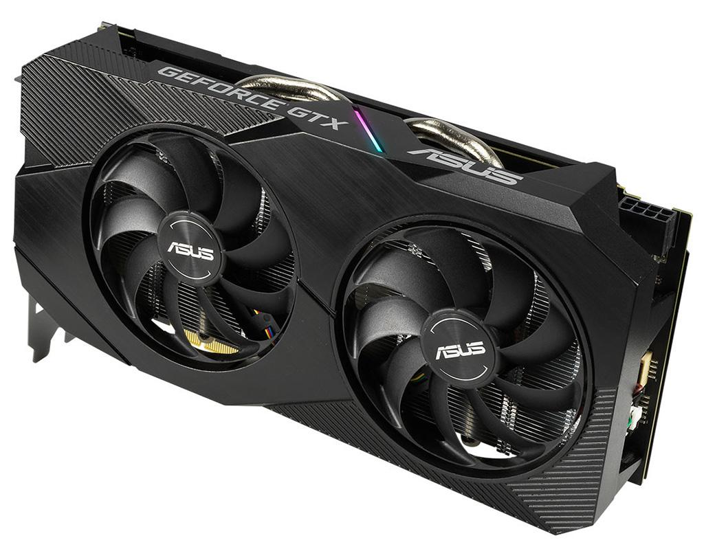 ASUS выпускает видеокарту GeForce GTX 1660 Ti EVO Dual в трёх модификациях