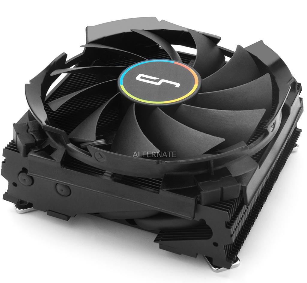 Cryorig С7G – медный процессорный кулер с графеновым покрытием