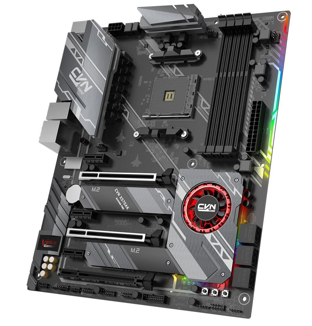 Нашлось ещё одно подтверждение, что чипсет AMD X570 горяч