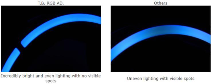 Enermax выпускает вентиляторы T.B.RGB AD с ARGB-подсветкой