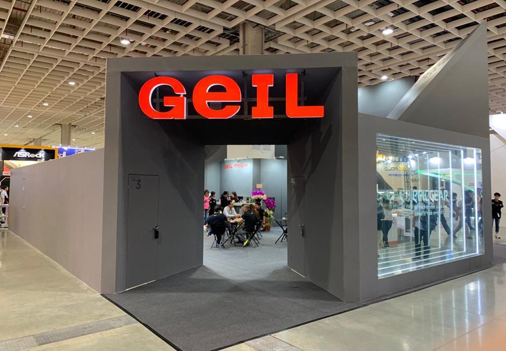 Computex 2019: стенд GeIL. Много новой оперативной памяти