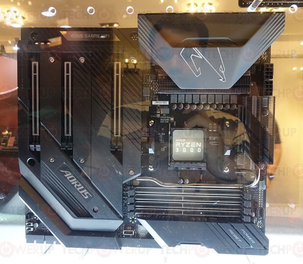Computex 2019: галерея материнских плат AMD X570 от MSI, ASUS, ASRock и Gigabyte