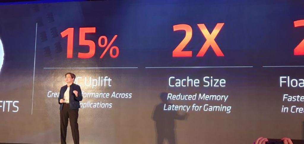 AMD не может определиться с приростом IPC процессоров Ryzen 3000