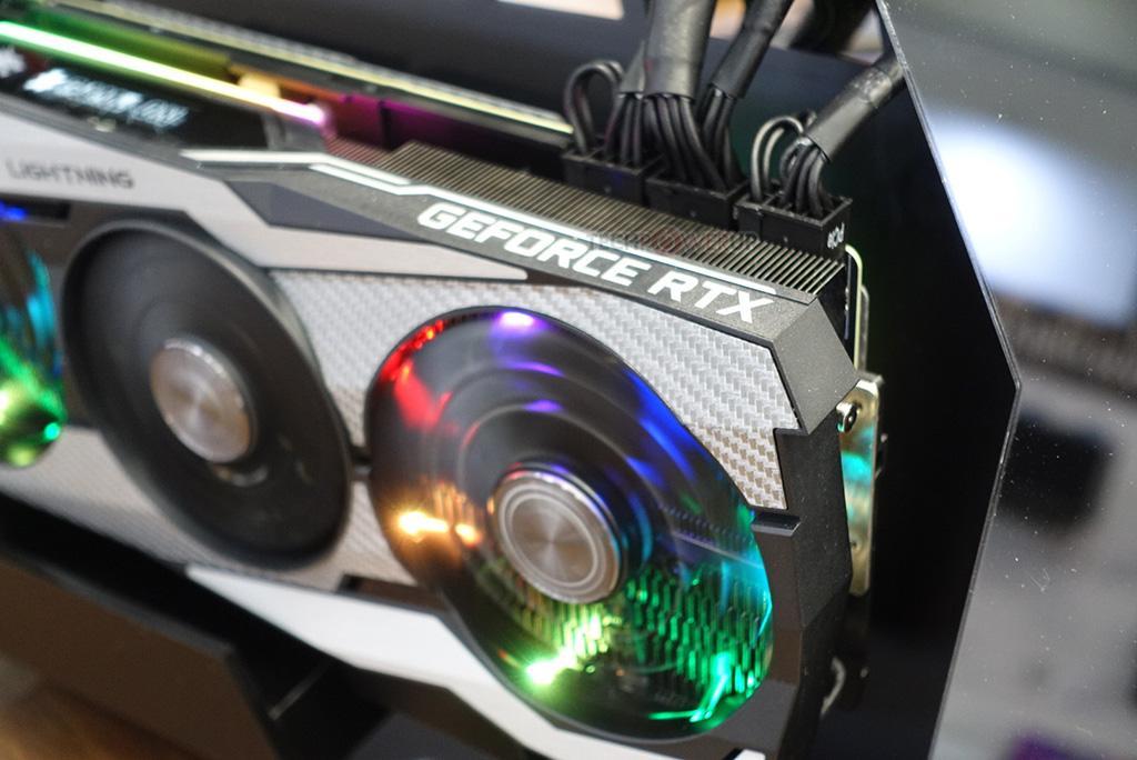 Рассматриваем юбилейную MSI RTX 2080 Ti Lightning 10th Anniversary Edition