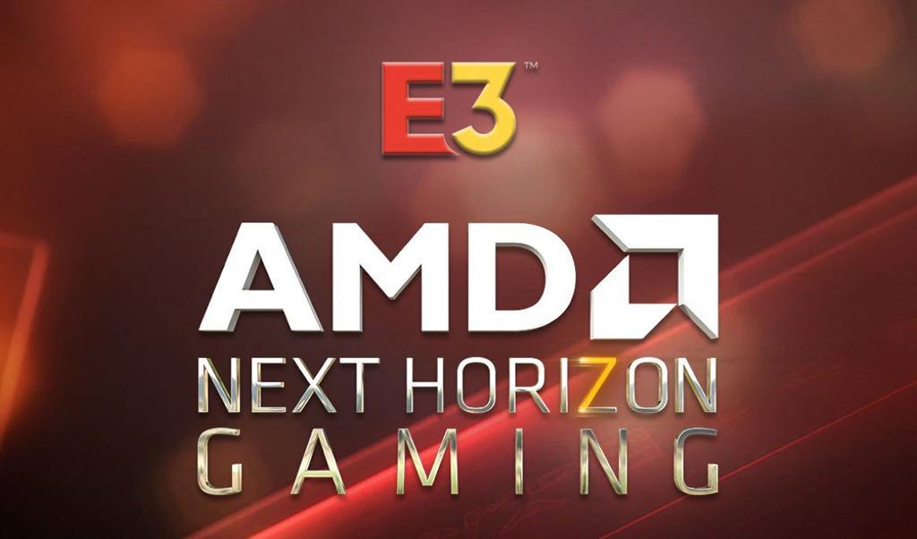 AMD зазывает на трансляцию мероприятия Next Horizon Gaming