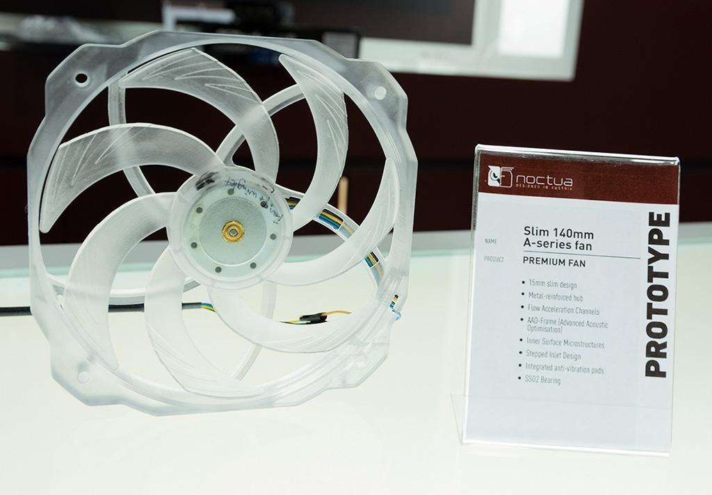 Computex 2019: Noctua готовит пассивный 1500-граммовый кулер, преемника NH-D15s и не только