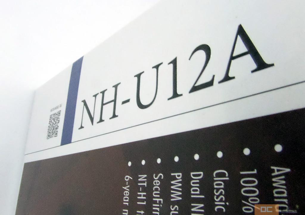 Noctua NH-U12A: обзор. Кулер, который хочется себе