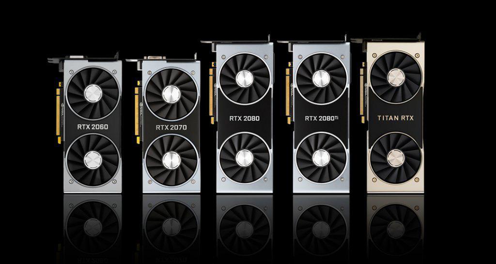 Слух: NVIDIA планирует перевести видеокарты Turing на более скоростные чипы GDDR6
