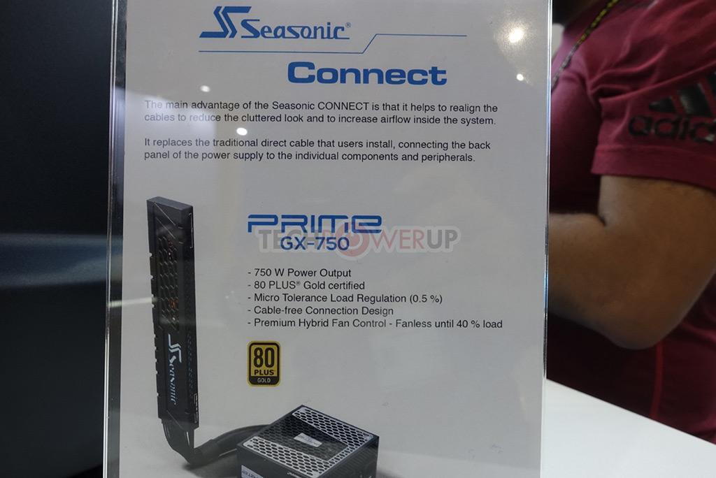 Computex 2019: SeaSonic Connect – новаторский подход к кабель-менеджменту