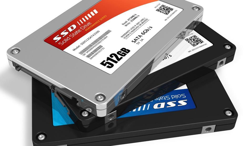 Ценники на ёмкие SSD к концу года упадут ниже 0,1$ за ГБ