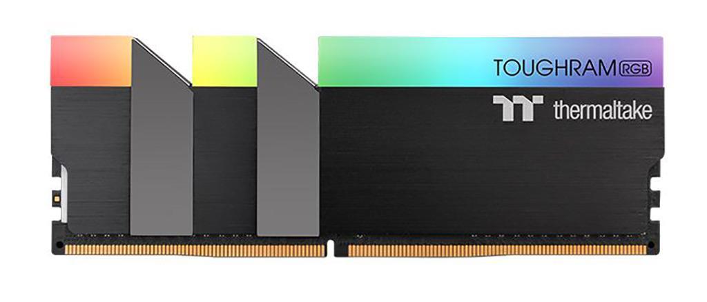 Computex 2019: оперативная память Thermaltake ToughRAM RGB