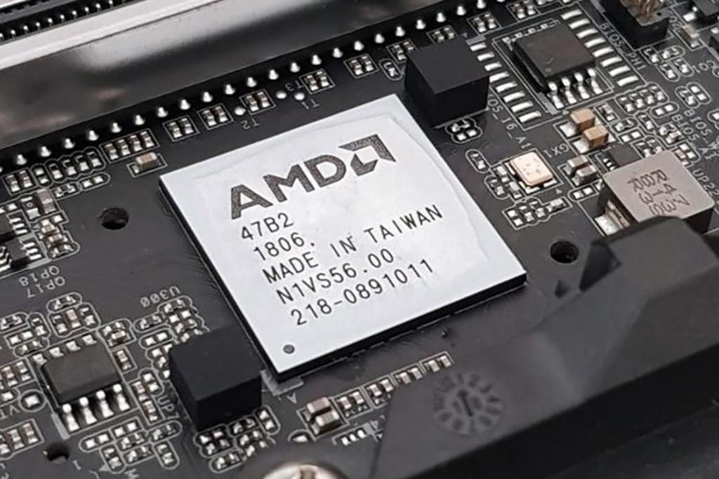 Чипсет AMD B550 тоже получит поддержку PCI-Express 4.0
