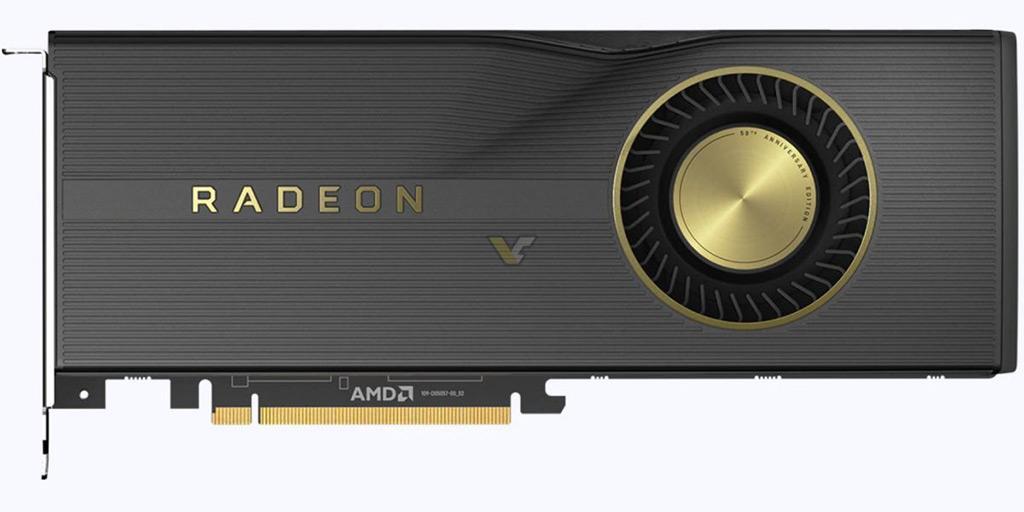 Подробнее про AMD Radeon RX 5700 XT 50th Anniversary Edition