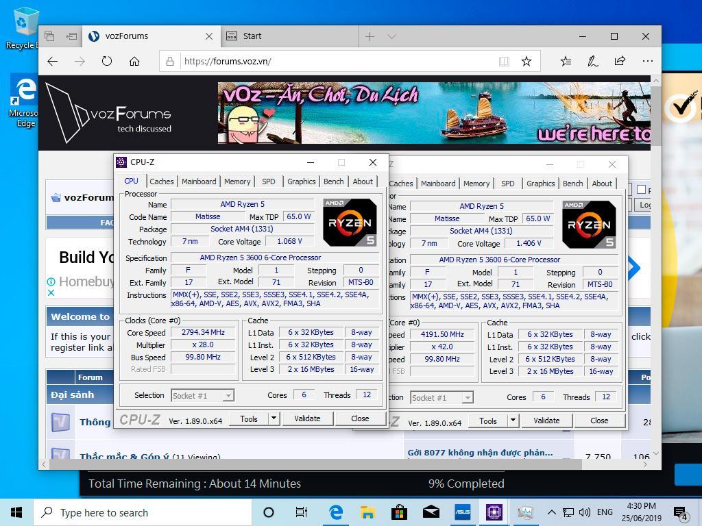 Процессоры AMD Ryzen 3000 могут работать с чипсетом A320, по крайней мере с платами ASUS