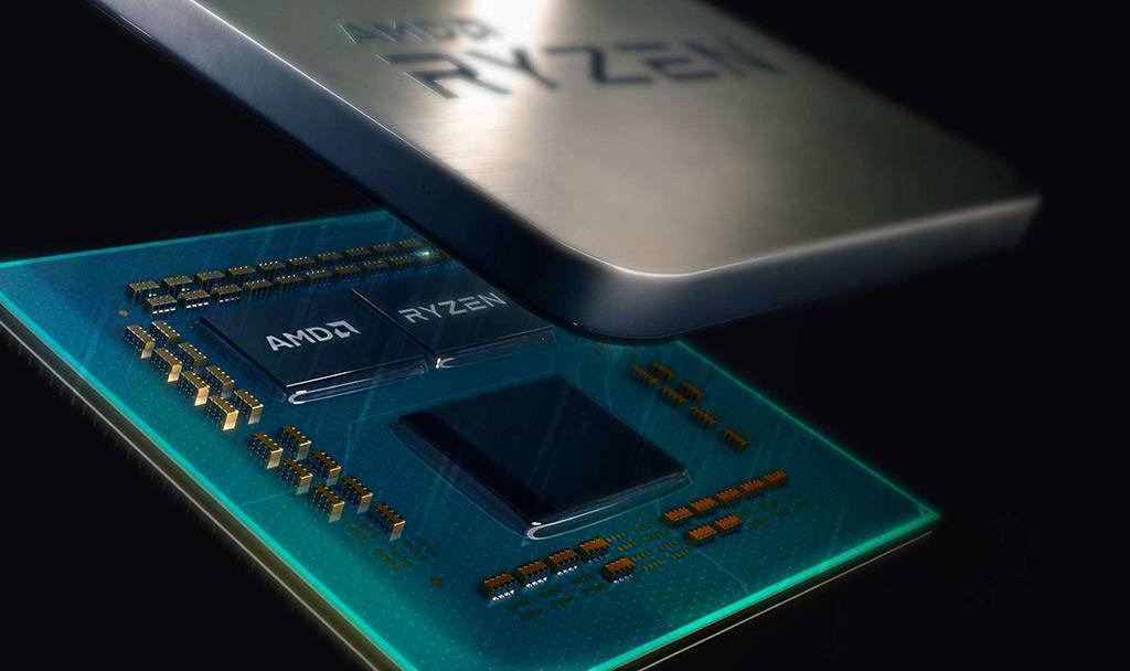У процессоров AMD Ryzen 3000 (Matisse) под крышкой припой