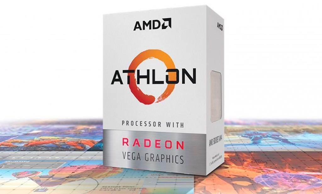 ASRock рассекретила пару новых процессоров AMD – Athlon 300GE и 320GE