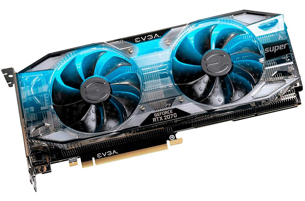На Amazon засветились EVGA GeForce RTX 2060 Super и RTX 2070 Super