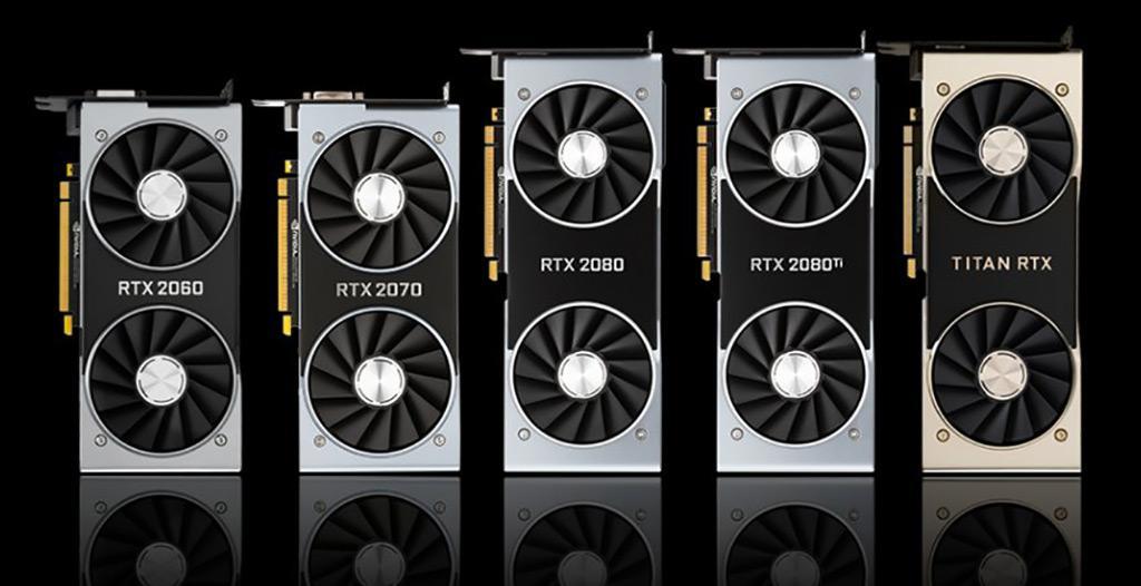 Слух: GeForce RTX 2070 Ti получит 2560 CUDA-ядер, до 1770 МГц частоту, и 8 ГБ ускоренной памяти