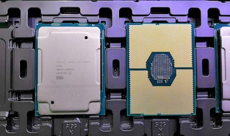 Ark.Intel пополнилась процессорами Xeon Cascade Lake