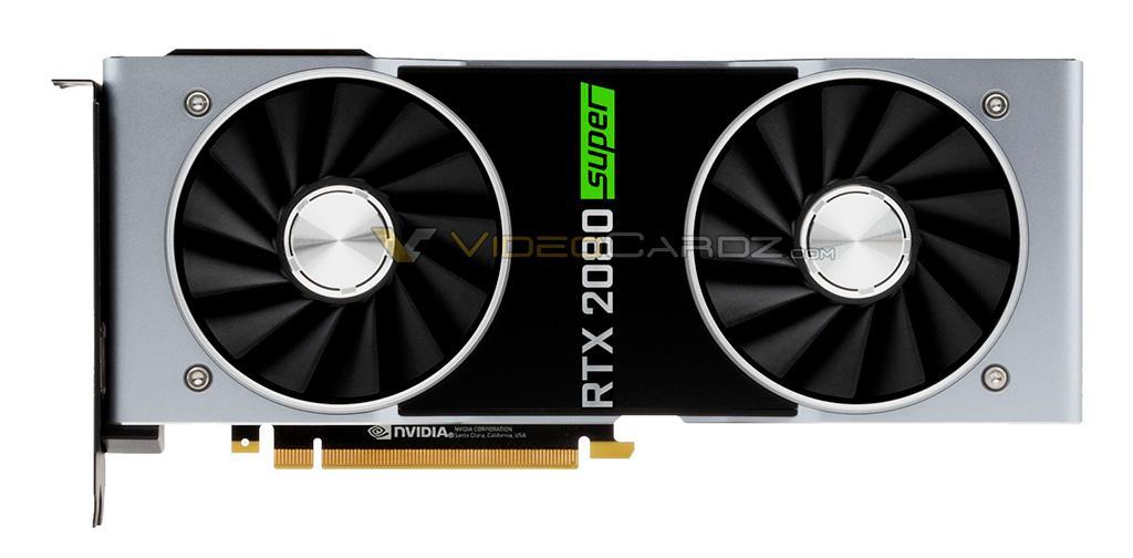 Теперь официально: NVIDIA GeForce RTX Super на подходе