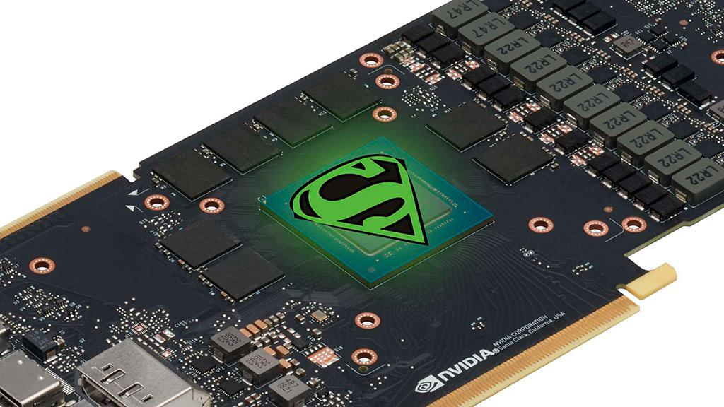 Названы цены видеокарт NVIDIA RTX Super