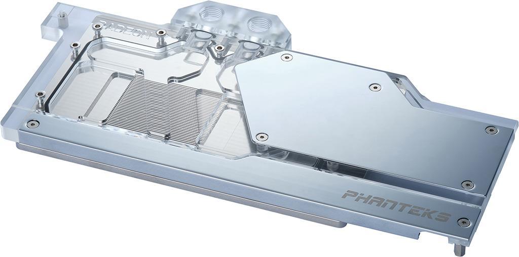 У Phanteks готов водоблок полного покрытия для Radeon VII