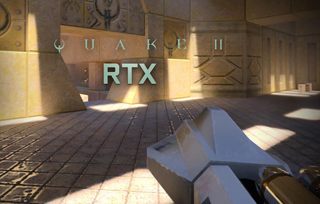Quake II RTX ставит на колени RTX 2080 Ti в больших разрешениях