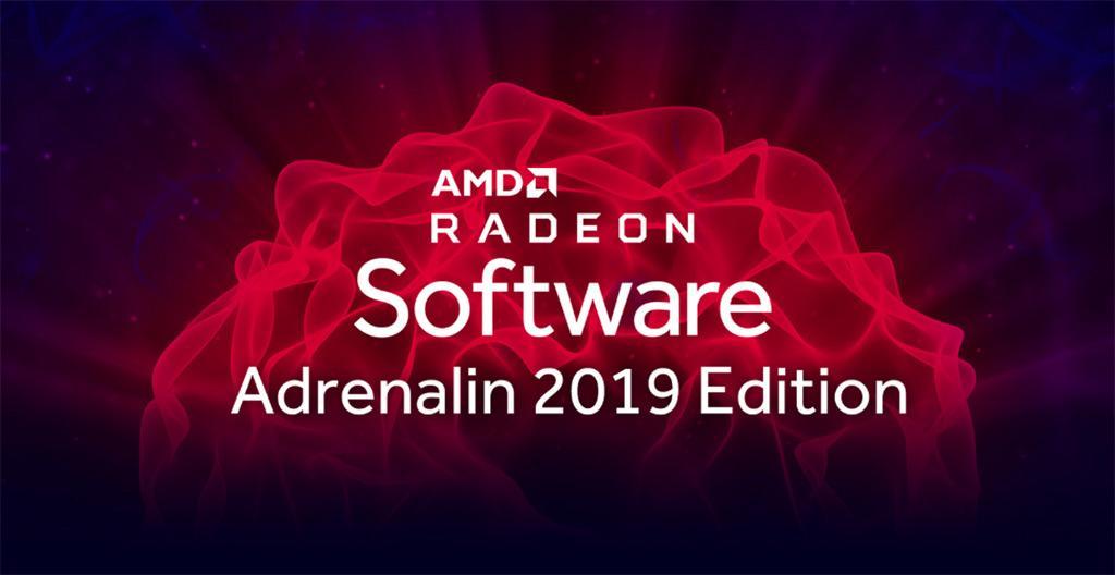 Драйвер AMD Radeon Adrenalin 2019 Edition обновлен (19.6.2)