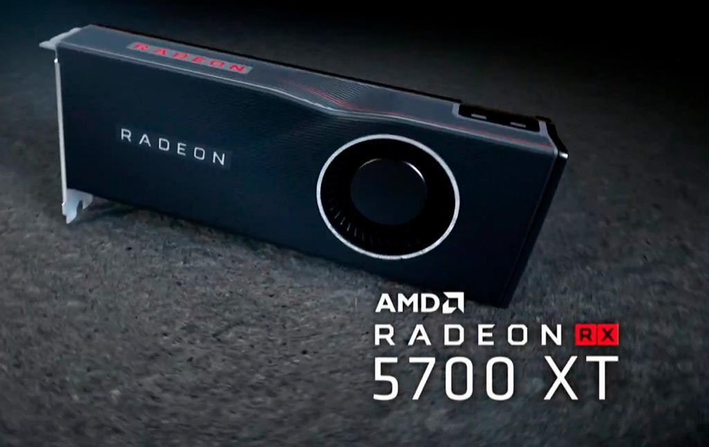 «Нерефы» Radeon RX 5700 ждём в августе