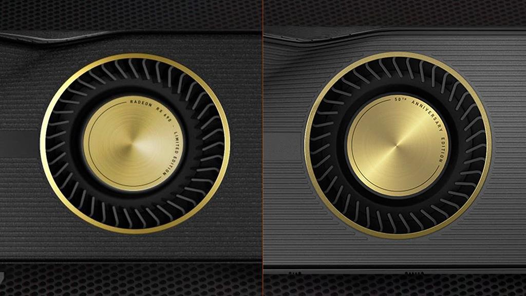 Radeon RX 5700 XT 50th до последнего планировали назвать Radeon RX 690