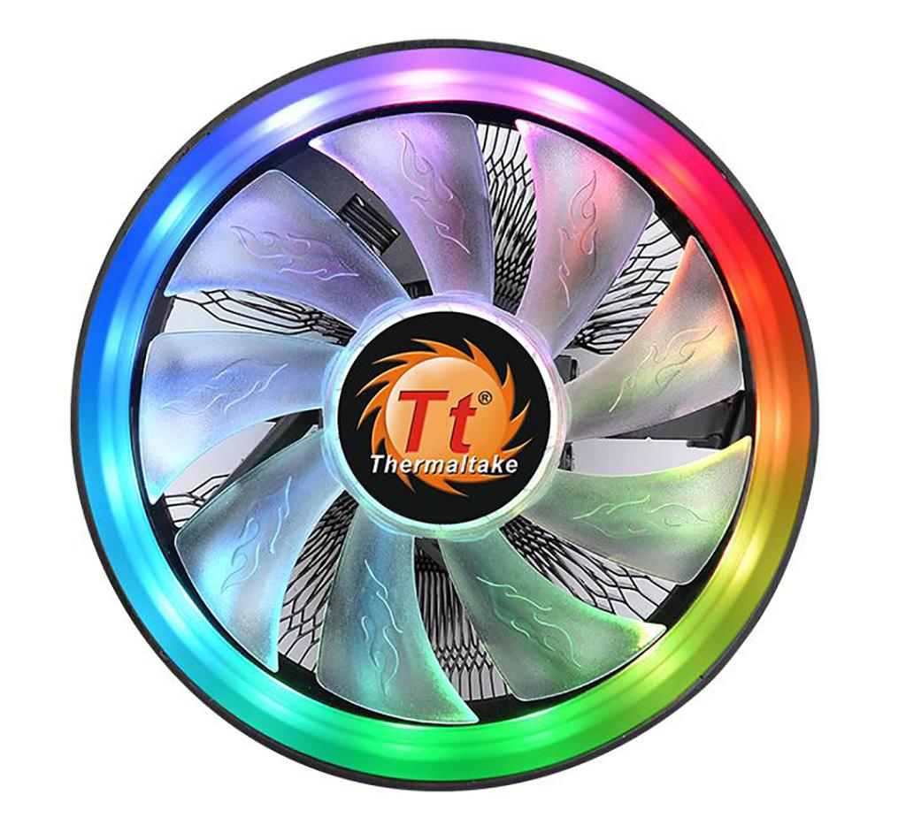 Thermaltake UX100 ARGB Lighting – кулер с ARGB-подсветкой всего за $15
