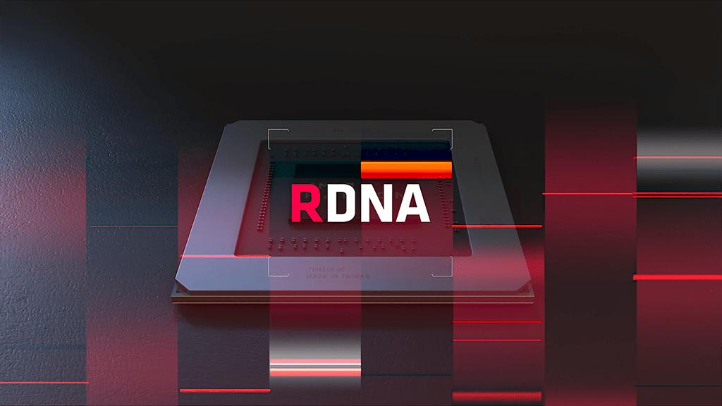 Видеокарта на базе GPU AMD Navi 14 (Radeon RX 5600) оставила след