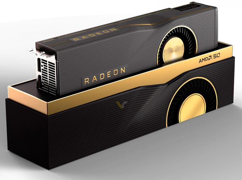 AMD призналась, что для юбилейной версии Radeon RX 5700 XT отбираются лучшие чипы