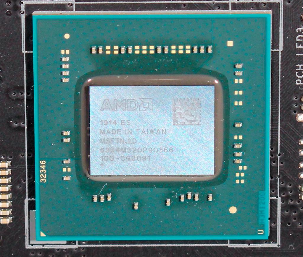 Чипсет AMD X570 произошел от чиплета процессоров Epyc