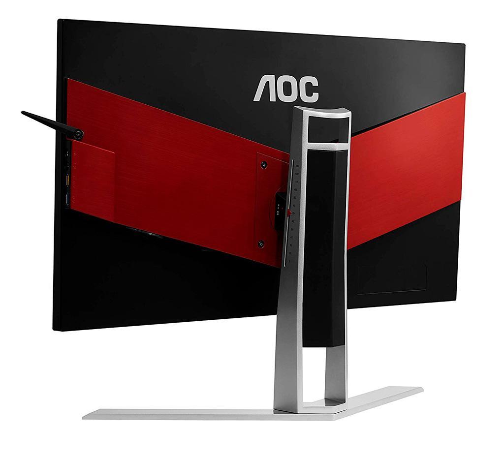 AOC выпускает два молниеносно быстрых монитора AG251FZ2 и AG271FZ2 с 240 Гц матрицей и временем отклика 0,5 мс