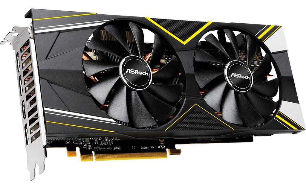 ASRock анонсировала видеокарты Radeon RX 5700 в исполнении Challenger OC