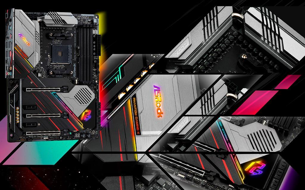 ASRock формально представила линейку материнских плат AMD X570