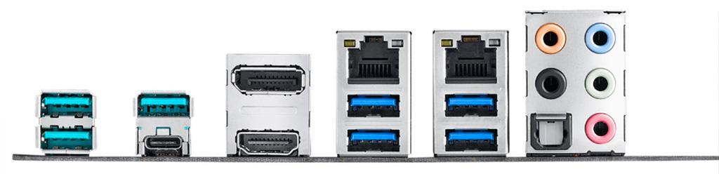 Плата ASUS Pro WS C246-Ace работает с любыми процессорами в исполнении LGA1151-v2