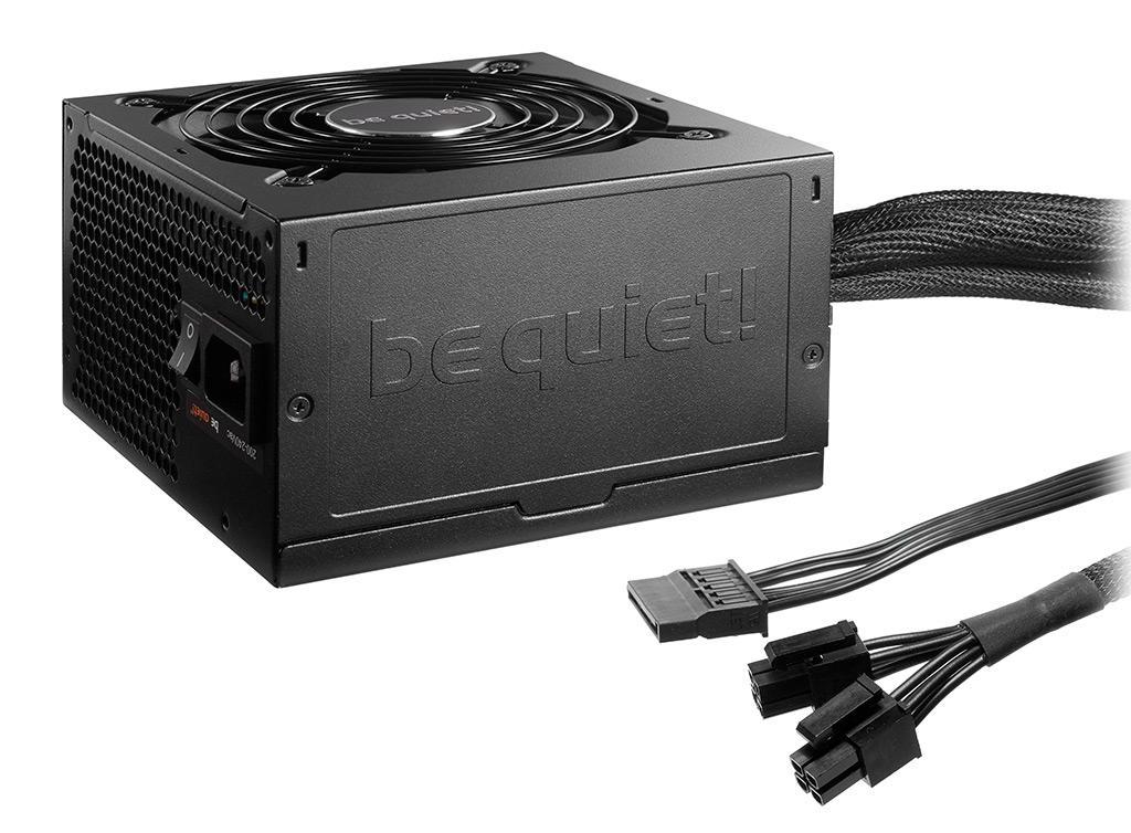 Be Quiet! предлагает блоки питания System Power 9 CM начального уровня