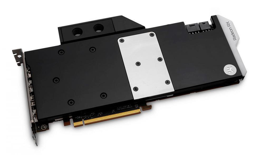 У EKWB уже готовы водоблоки полного покрытия для AMD Radeon RX 5700