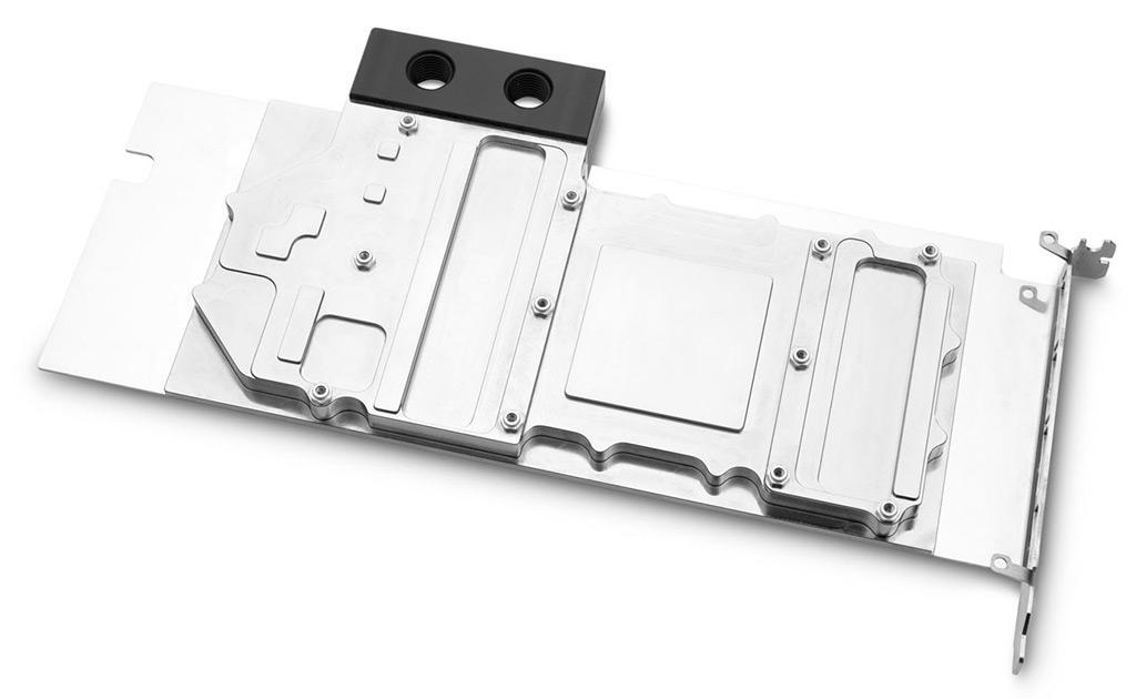 EKWB готова производить водоблок для NVIDIA Titan V по индивидуальному заказу