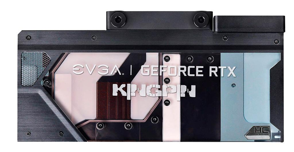 0 – столько стоит водоблок для EVGA GeForce RTX 2080 Ti K|ngp|n