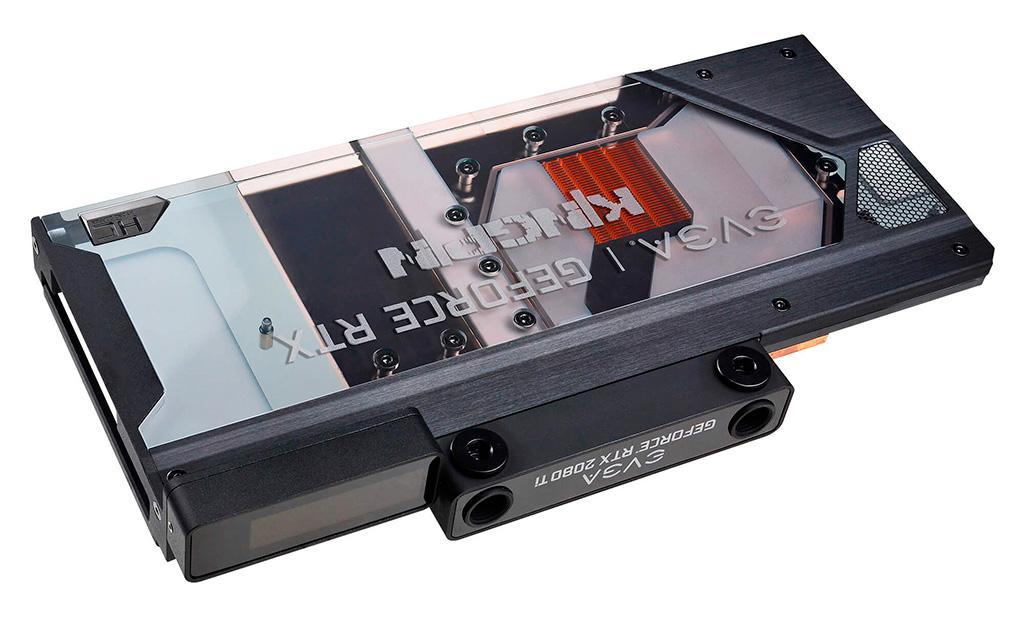 $350 – столько стоит водоблок для EVGA GeForce RTX 2080 Ti K|ngp|n